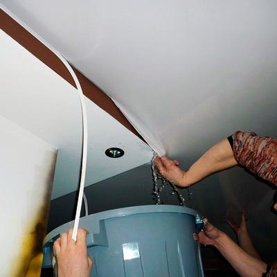 Ремонт потолка - фото 1