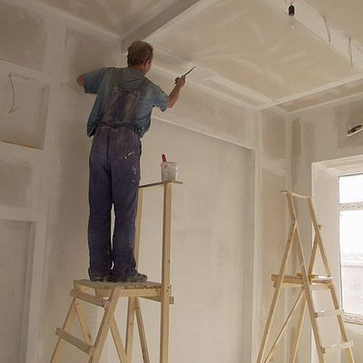 Ремонт потолка - фото 2